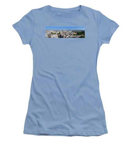 Sumer Panorama Of London Women's T-Shirt (Athletic Fit)