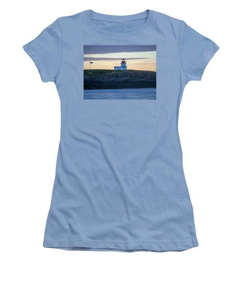 Sunset Nova Scotia  Women's T-Shirt (Athletic Fit)