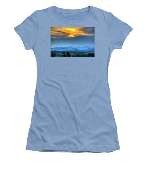 Surrender The Day Women's T-Shirt (Junior Cut) by Dale R Carlson