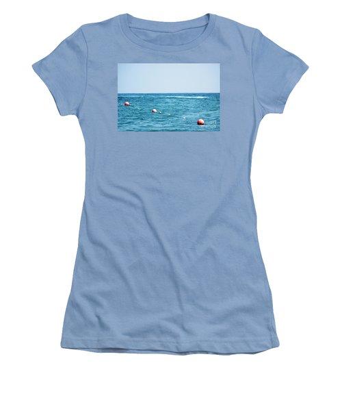 Suspension  Women's T-Shirt (Athletic Fit)