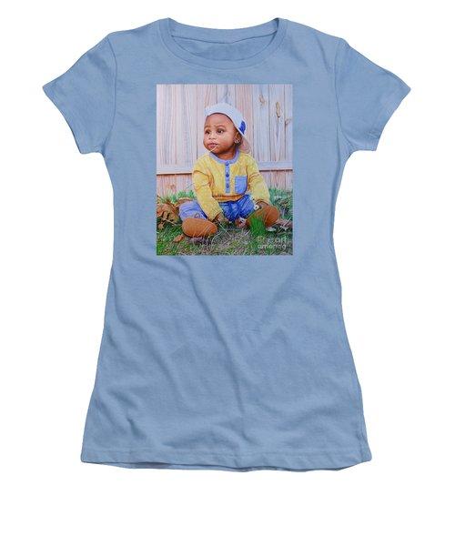 Sutton Women's T-Shirt (Athletic Fit)