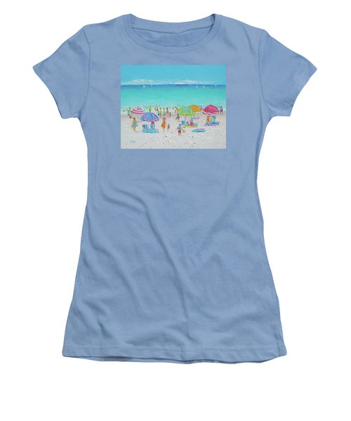 Sweet Sweet Summer Women's T-Shirt (Athletic Fit)