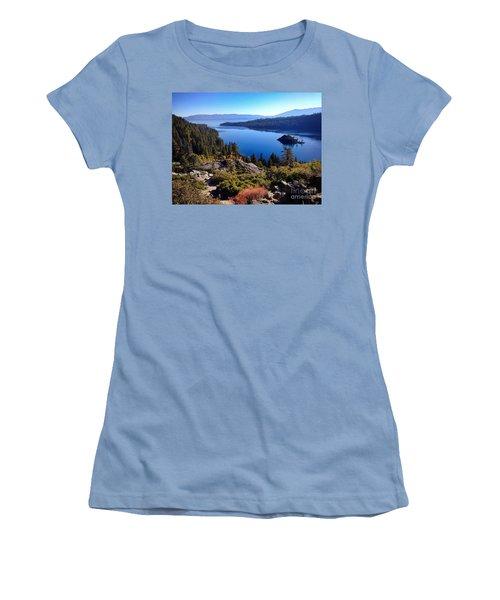 Tahoe Women's T-Shirt (Athletic Fit)