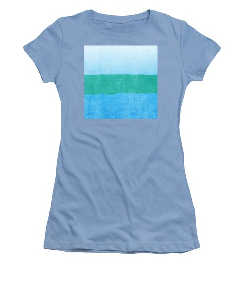 Women's T-Shirt (Junior Cut) featuring the photograph Test by Linda Woods