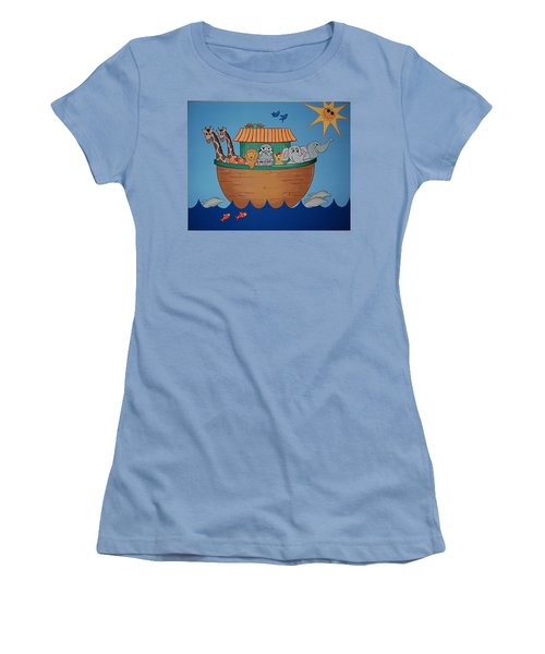 The Ark Women's T-Shirt (Athletic Fit)
