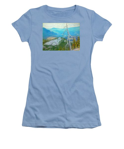 The  Chief  Women's T-Shirt (Junior Cut) by Rae  Smith
