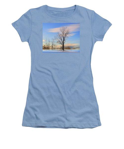 The Delight Women's T-Shirt (Junior Cut) by Elfriede Fulda