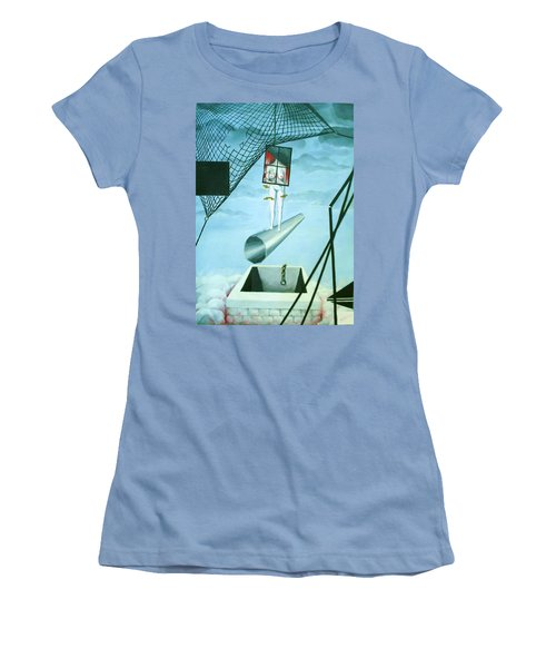 The Edge Women's T-Shirt (Athletic Fit)