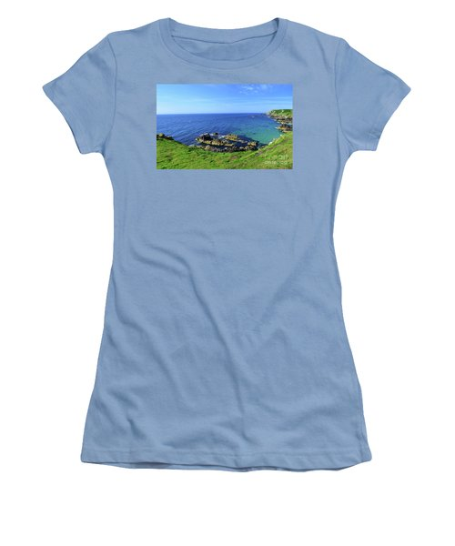 The Greater Saltee Island Women's T-Shirt (Athletic Fit)
