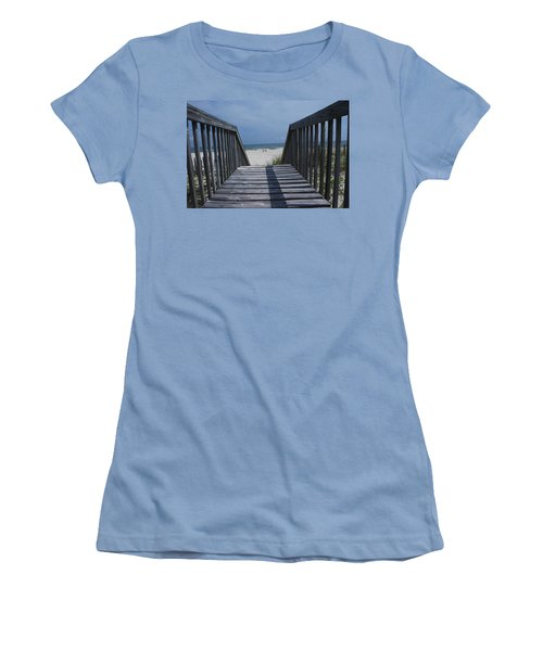 The Long Walk Women's T-Shirt (Athletic Fit)