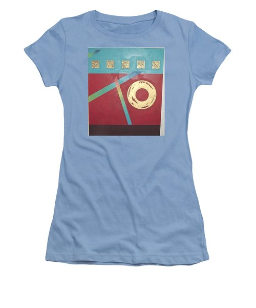 The Square Wheels Of Progress Women's T-Shirt (Athletic Fit)