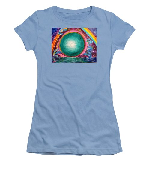 The Stargate Women's T-Shirt (Athletic Fit)