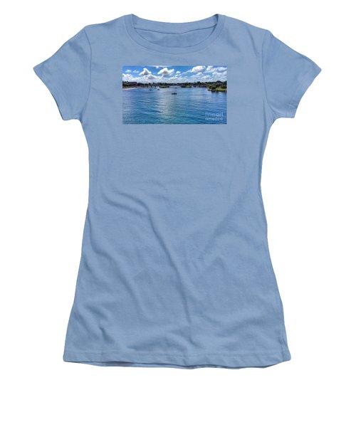 The Victorian Bridge Women's T-Shirt (Athletic Fit)