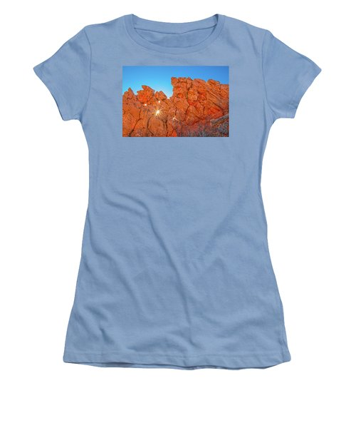 There Are Treasure In Books That All The Money In The World Cannot Buy.  Women's T-Shirt (Athletic Fit)
