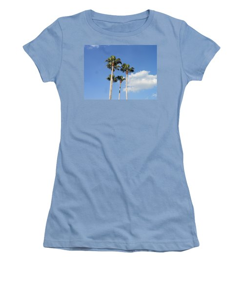 This Is Florida Women's T-Shirt (Junior Cut) by Kay Gilley