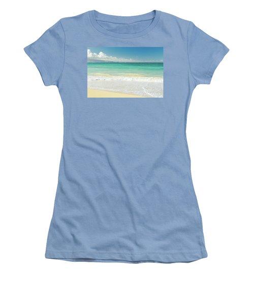 This Paradise Life Women's T-Shirt (Junior Cut) by Sharon Mau
