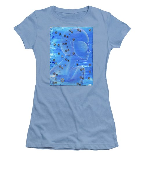 Thought Women's T-Shirt (Athletic Fit)