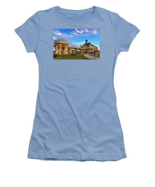 Tigre 002 Women's T-Shirt (Junior Cut) by Bernardo Galmarini