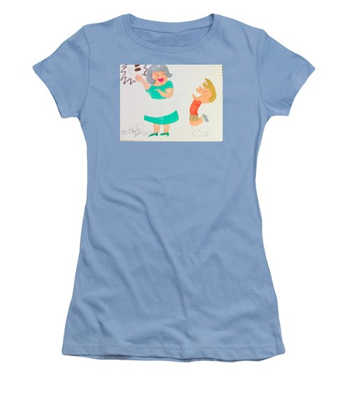To Cheer Women's T-Shirt (Athletic Fit)