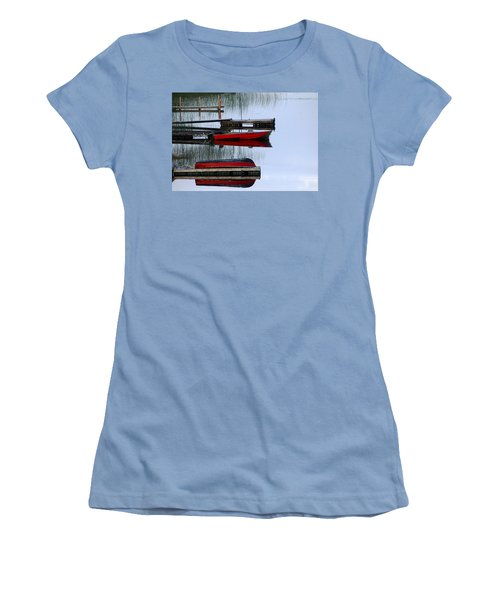 Twilight Reflections Women's T-Shirt (Athletic Fit)