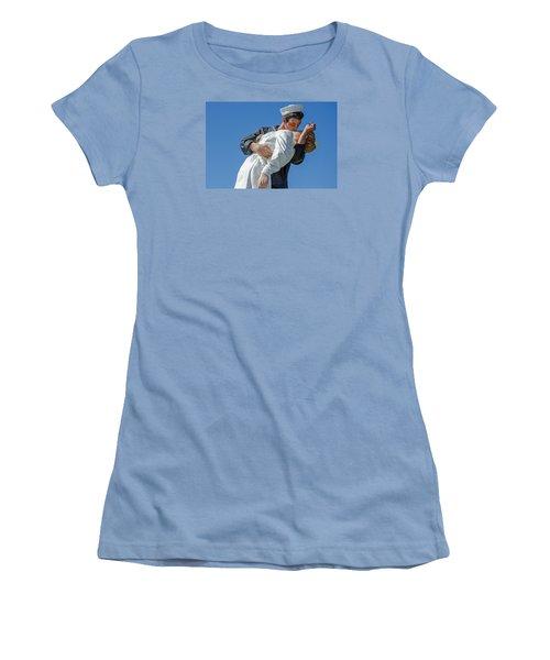 Unconditional Surrender 2 Women's T-Shirt (Junior Cut) by Susan  McMenamin