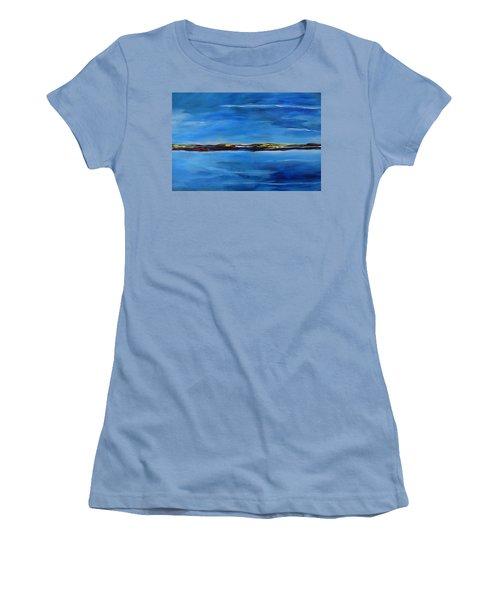 Uninhabited Women's T-Shirt (Athletic Fit)