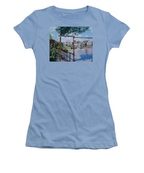 View On Hillegersberg Women's T-Shirt (Athletic Fit)