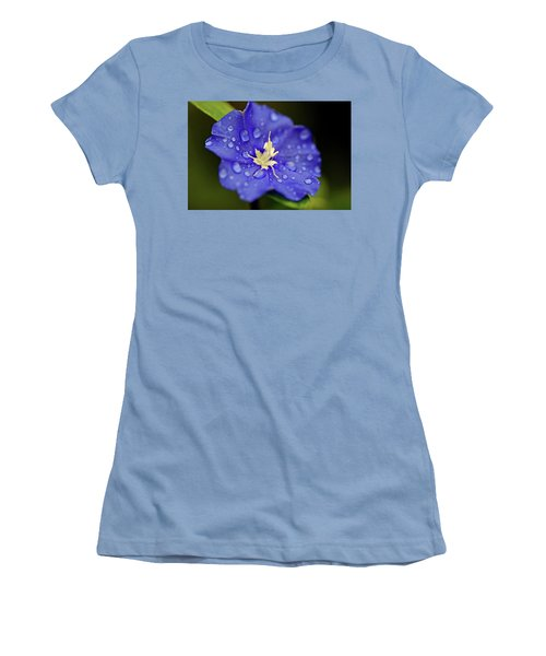 Women's T-Shirt (Junior Cut) featuring the photograph When Old Becomes New by Melanie Moraga