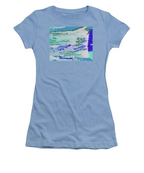 Whitewater Women's T-Shirt (Athletic Fit)
