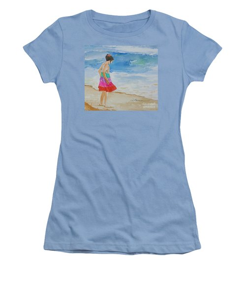 Willow At Rosemary Beach Women's T-Shirt (Athletic Fit)