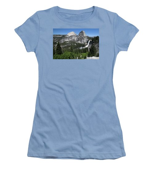 Yosemite View 30 Women's T-Shirt (Athletic Fit)