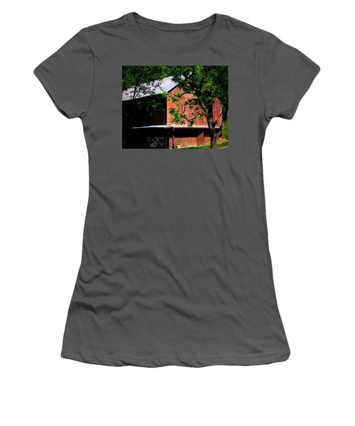 October Hill Women's T-Shirt (Athletic Fit)