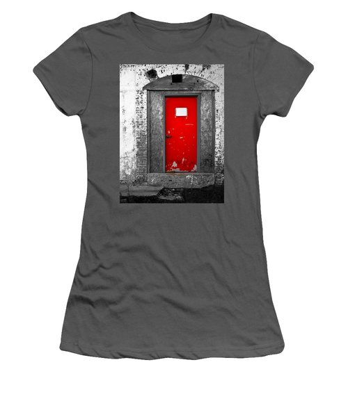 Red Door Perception Women's T-Shirt (Athletic Fit)