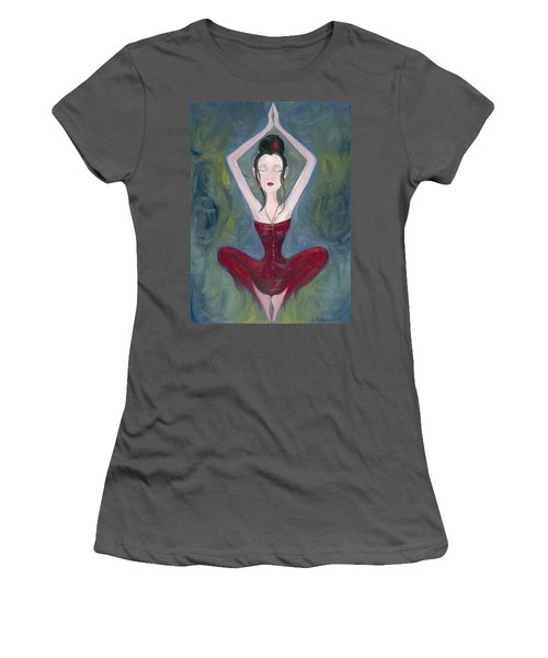 Seeking Women's T-Shirt (Athletic Fit)