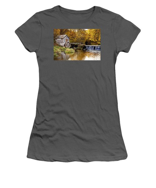 0722 Hyde's Mill Women's T-Shirt (Athletic Fit)