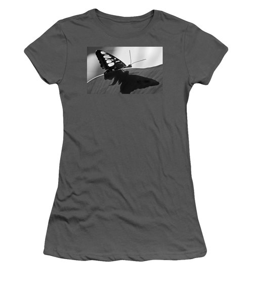 Butterfly II Women's T-Shirt (Junior Cut) by Ron White