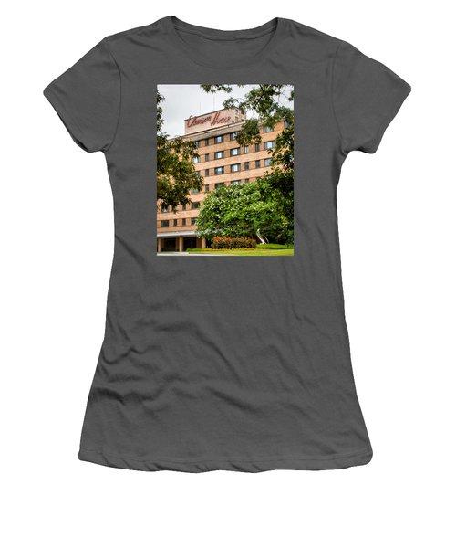 Clemson House Women's T-Shirt (Athletic Fit)