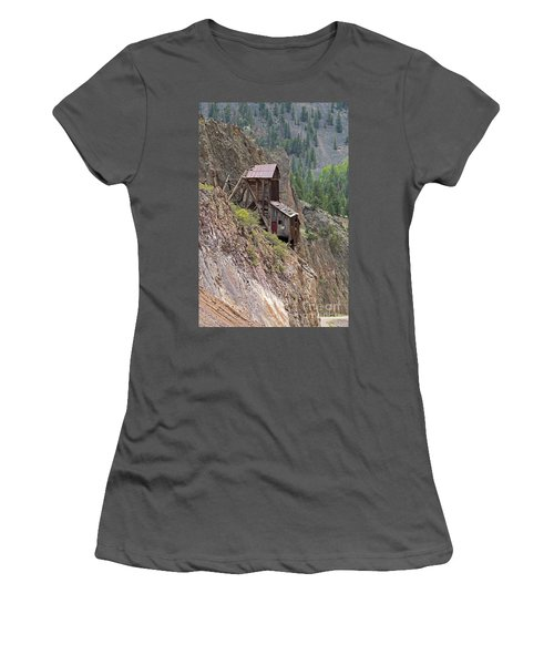 Commodore Mine On The Bachelor Historic Tour Women's T-Shirt (Athletic Fit)