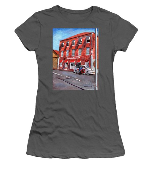 Georgian Style Women's T-Shirt (Athletic Fit)