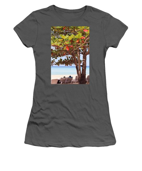 Jamaican Day Women's T-Shirt (Athletic Fit)
