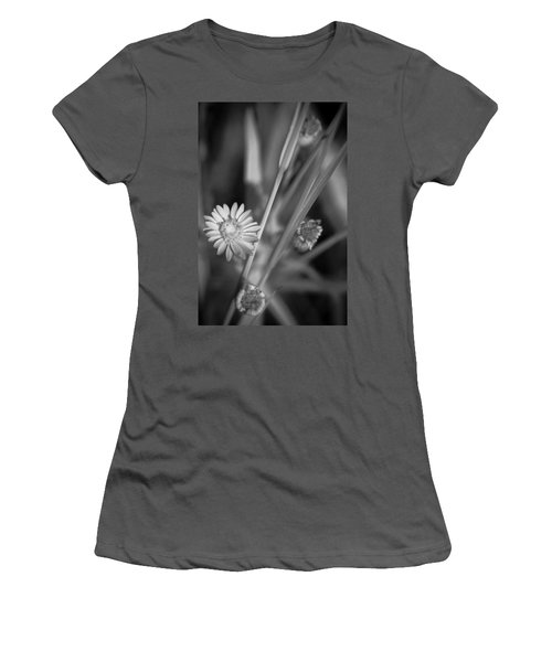Women's T-Shirt (Junior Cut) featuring the photograph Loxahatchee Flower by Bradley R Youngberg