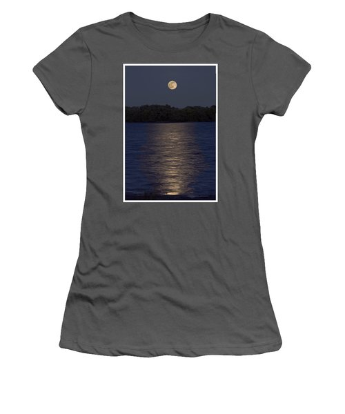 Moonrise Women's T-Shirt (Athletic Fit)