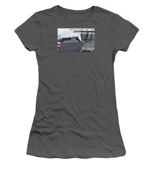 Women's T-Shirt (Junior Cut) featuring the photograph One Day Soon by David Jackson