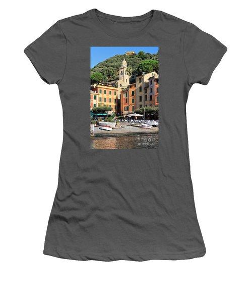 Portofino Women's T-Shirt (Athletic Fit)