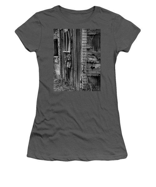 Shingles Women's T-Shirt (Athletic Fit)