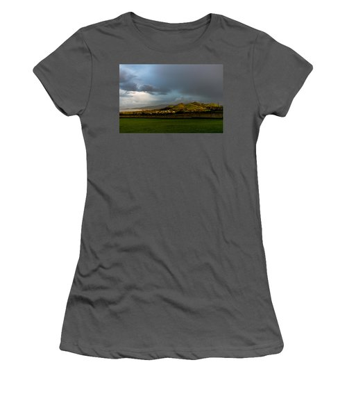 The Light Of Heaven Women's T-Shirt (Athletic Fit)