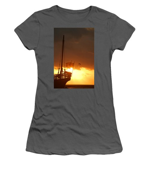 The Nina  Women's T-Shirt (Athletic Fit)