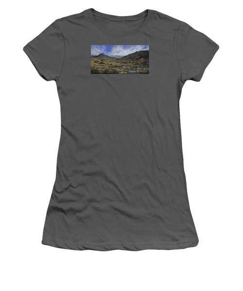 Tres Piedras Women's T-Shirt (Junior Cut)