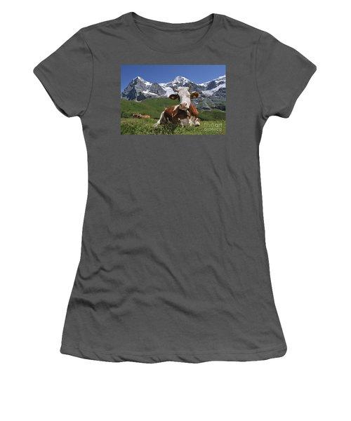100205p181 Women's T-Shirt (Athletic Fit)