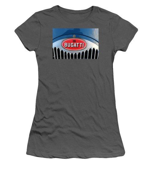 1930's Ettore Bugatti Women's T-Shirt (Athletic Fit)